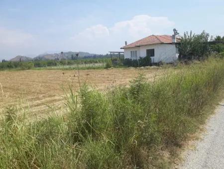 Ortaca Güzelyurt Mah.mustakil Tapu 2586 M2 Arsamiz Satılıktır.